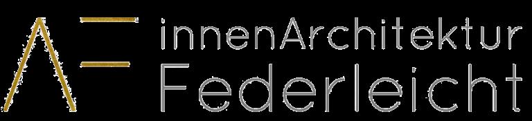 Logo Andrea Franke Innenarchitektur Federleicht