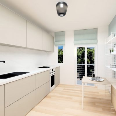 innenarchitektur federleicht privatwohnung renovierung küche